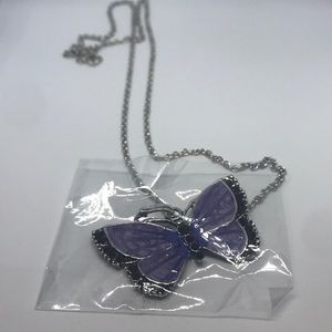 Brand new beautiful butterfly necklace